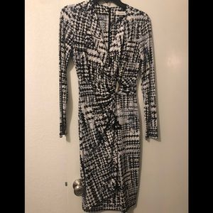 Women's size 4 Calvin Klein steak dinner dress!